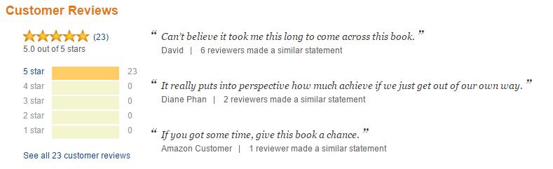 Break Through - Amazon reviews