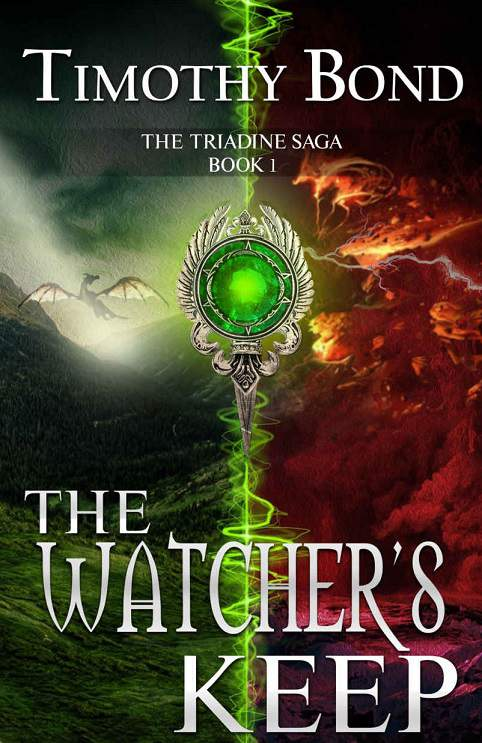 Book Review – The Watcher's Keep, by Timothy Bond